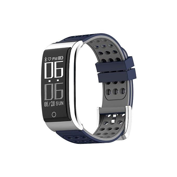 teepao Smart Pulsera Fitness Tracker, GPS Running nadar IP68 ...