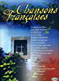 Chansons Francaises Piano Vocal Guitar Book