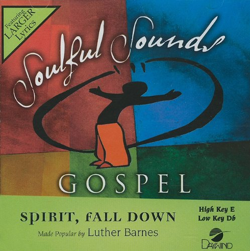 - Spirit Fall Down [Accompaniment/Performance Track]