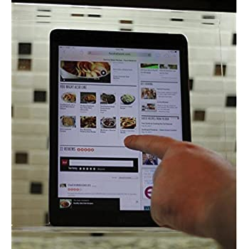 Exceptionnel The Original Patented Kitchen IPad Rack / Holder For All IPads, Tablet PCu0027s  And Cookbooks