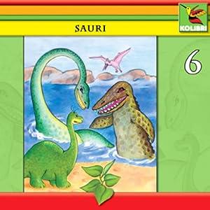 Abenteuer am großen Meer (Sauri 6) Hörspiel