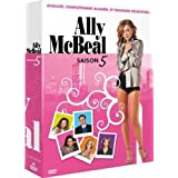 Ally McBeal : intégrale saison 5 - coffret 6 DVD