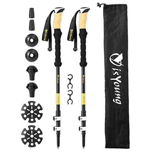 Trekking isYoung Lightweight Alpenstocks Accessories