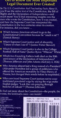 The Us Constitution And Fascinating Facts About It Terry L