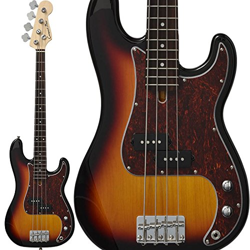 Compact Bass コンパクトサイズエレキベース CPB-60s (3TS/R) B07191CLGD  3TS/R