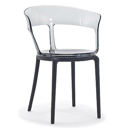 Brilliant Amazon Com Modern Minimalist Creative Designer Chair Ibusinesslaw Wood Chair Design Ideas Ibusinesslaworg