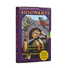 Harry Potter Schoolbooks Box Set: From the Library of Hogwarts: Fantastic Beasts and Where To Find Them, Quidditch Through The Ages