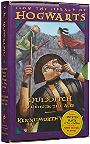 Harry Potter Boxed Set: From the Library of Hogwarts: Fantastic Beasts and Where to Find Them / Quidditch Through the Ages: Classic Books From the Library of Hogwarts School of Witchcraft and Wizardry