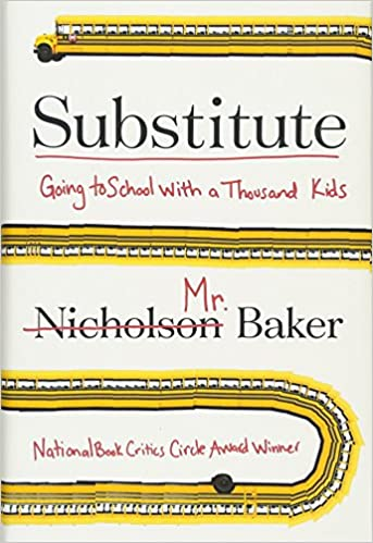Counting Number worksheets kindergarten sentence writing worksheets : Substitute: Going to School With a Thousand Kids: Nicholson Baker ...