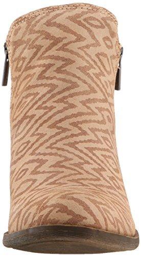 886742404319 - Lucky Brand  Women's Basel Boot, Wheat 05, 6 M US carousel main 3