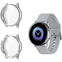 TiMOVO etui ochronne kompatybilne z Galaxy Watch Active 2 (40 mm), pełne pokrycie odporne na zarysowania TPU ochronne…