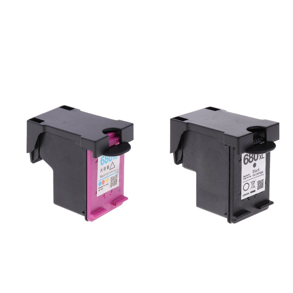 SM SunniMix 2 Unidads Reemplazo Cartuchos de Tinta para HP DeskJet ...