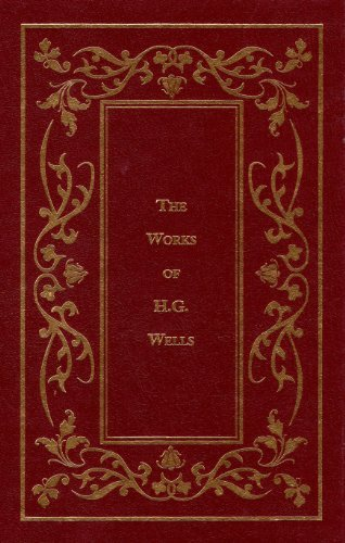 The Works of H.G. Wells (Borders Leatherbound Classics) PDF