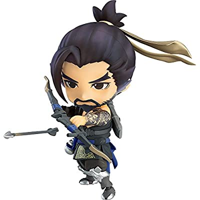 Good Smile Overwatch: Hanzo (Classic Skin Version) Nendoroid Action Figure: Toys & Games