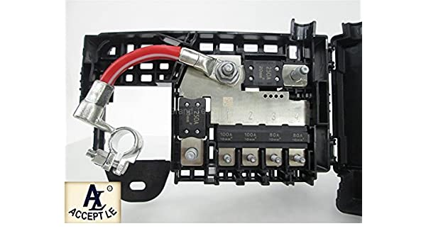 amazon com accept f9385 new fuse box battery terminal chevy cruze