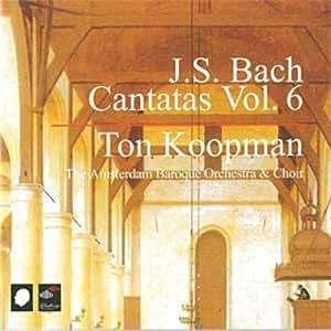J.S. Bach: Cantatas, Vol. 6