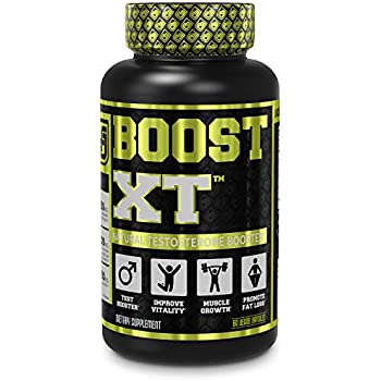 Amazon Com Muscle Factor X Increase Testosterone Levels And