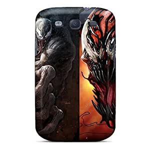 New Venom Vs Carnage Tpu Skin Case Compatible With Galaxy S3