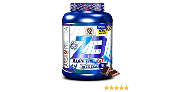 AREAPROTEICA – Z3 Proteina en polvo ideal crossfit para ...