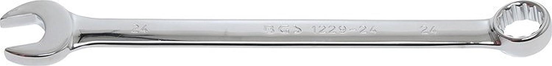 BGS 1228-12 Maul-Ringschlü ssel, extra lang, 12 mm