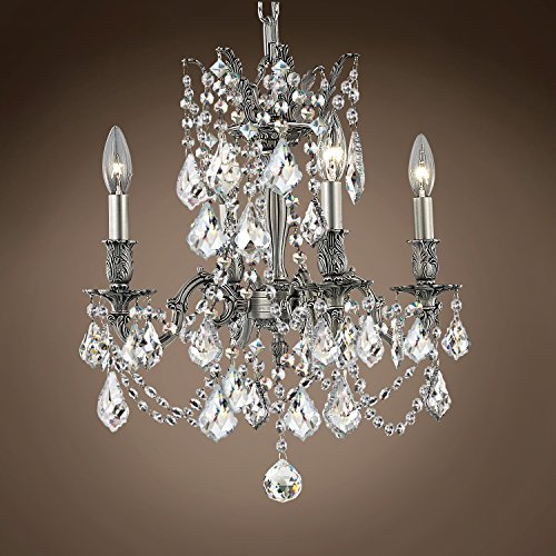(Joshua Marshal 701578-051 - Traditional Versailles 4 Light 17