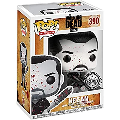 Funko 390 POP Vinyl, Negan: Toys & Games