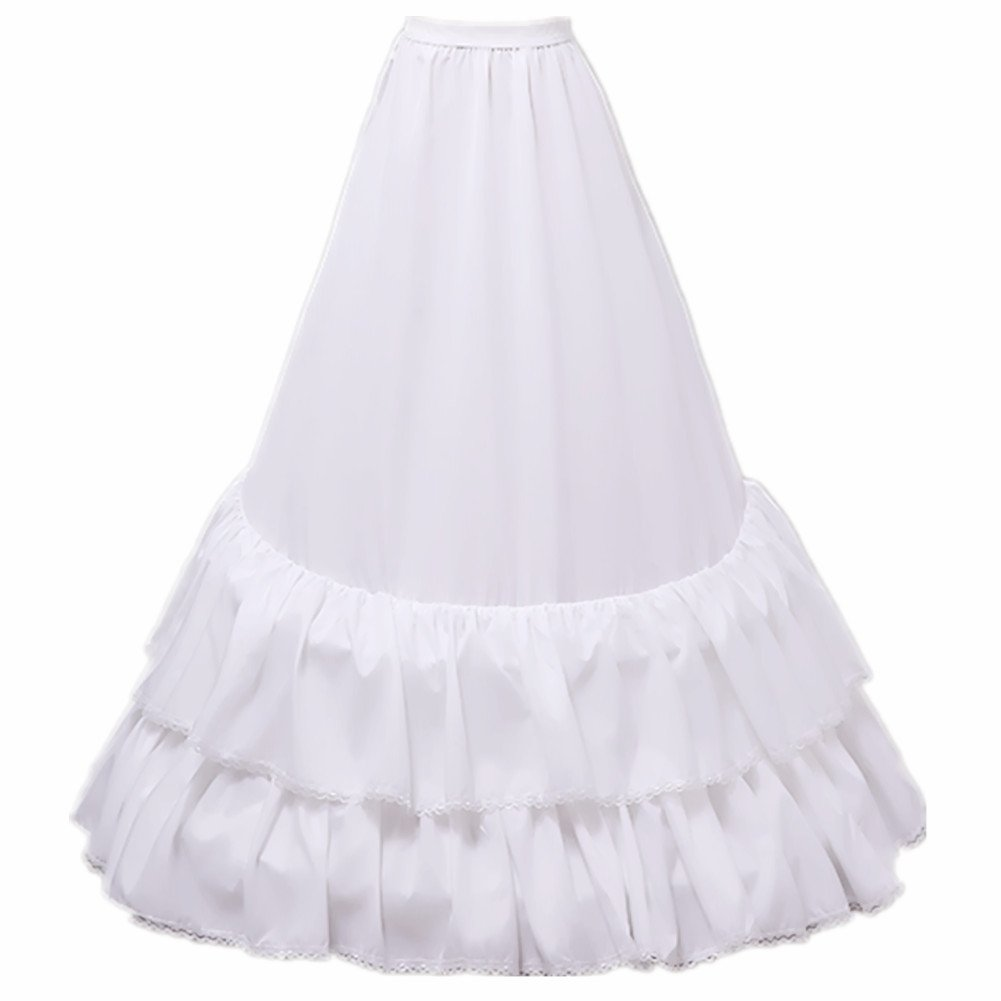 Victorian Lingerie – Underwear, Petticoat, Bloomers, Chemise Edress Bridal Petticoats for Wedding Dress Underskirt Crinoline $19.99 AT vintagedancer.com