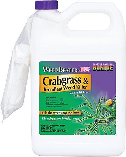 Bonide 0651 128 Oz Weed Beater Plus Rtu Crabgrass & Broad...