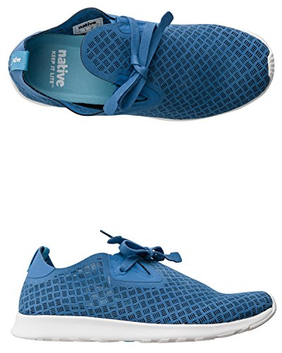 Inheemse Unisex Apollo Moc Fashion Sneaker. Blauw