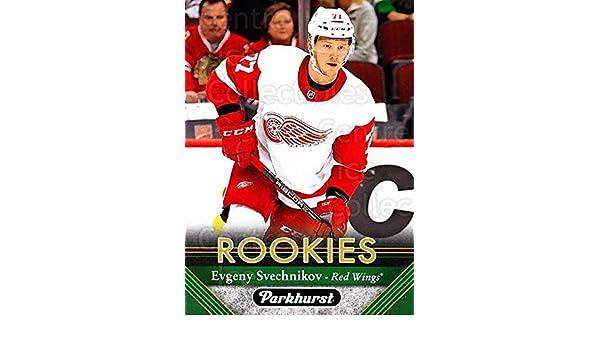Amazon.com: (CI) Evgeny Svechnikov Hockey Card 2017-18 Parkhurst 280 Evgeny Svechnikov: Collectibles & Fine Art