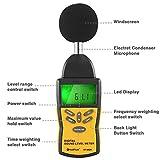 HOLDPEAK 30-130dBA 30-130dBC LCD Digital Sound