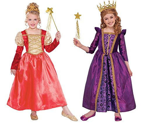 Forum Novelties Deluxe Princess Dress-Up Set Costume [Amazon Exclusive]