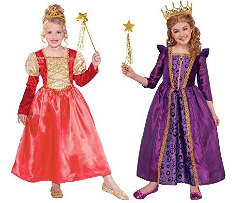 [Forum Novelties Deluxe Princess Dress-Up Set Costume [Amazon Exclusive]] (Deluxe Sofia Princess Costumes)
