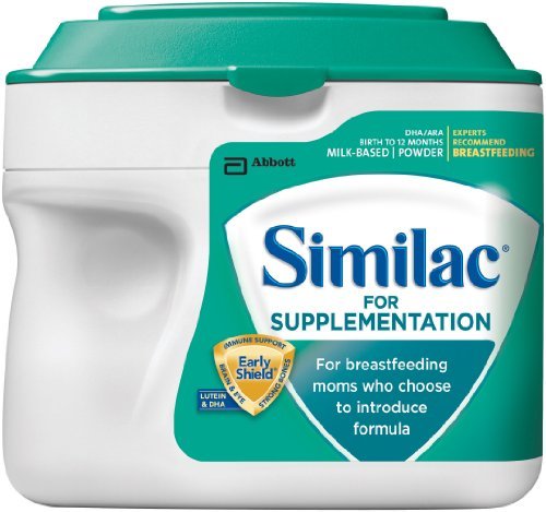 Similac Supplementation Powder, 23.2 Ounce