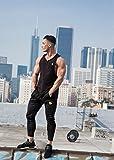 YoungLA Long Tank Tops Men Muscle Shirt Gym