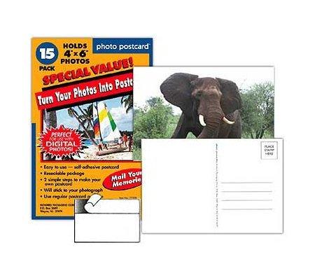 Photo Postcards 4x6 (15 pack) ()