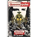 Queensryche: Operation Mindcrime Cassette VG++ Canada EMI Manhattan E4 48640