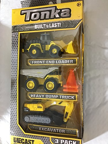 Tonka Construction Collection Diecast Bodies product image