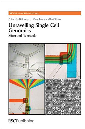 Price comparison product image Unravelling Single Cell Genomics: Micro and Nanotools (Nanoscience & Nanotechnology Series)