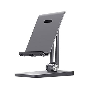 6714f659713 Soporte Móvil Mesa, UGREEN Soporte Teléfono Ajustable y Plegable para  iPhone X/8/