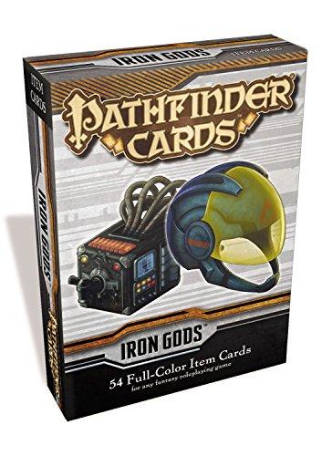 Free Pathfinder Cards: Iron Gods Adventure Path Item Cards Deck