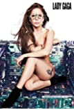Lady GAGA - Chair Plakat Poster Bild