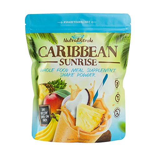 Replacement Nutritional Caribbean Natural Whey Prebiotics product image