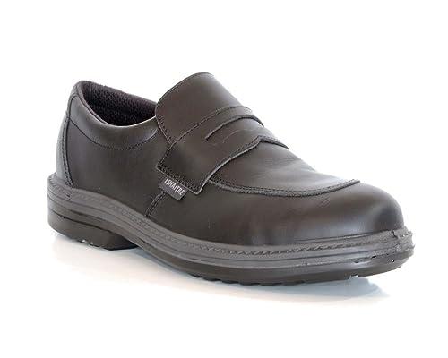 Lemaitre - Orion - mocasines ejecutivos con seguridad S3 SRC: Amazon.es: Zapatos y complementos