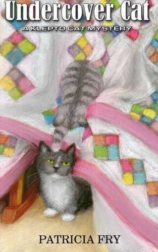 undercover cat by patricia fry - 1