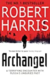 Front cover for the book Archangel by Robert Harris