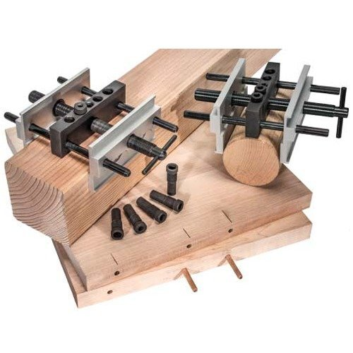 Eagle America 445-7600 Professional Wide Capacity Self-Centering Dowel Jig Review