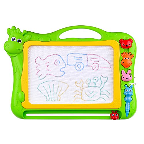 magnetic-drawing-boardbcmrun-128-inch-drawing-area-erasable-portable-colorful-magna-doodle-for-kid-l
