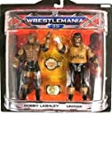 WWE Summer Slam Road to Wrestlemania 23 Exclusive Series 3 Action Figure 2-Pack Umaga & Bobby Lashley