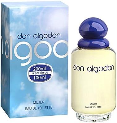 b8eeeae9f Don Algodón - Colonia femenina, 200 ml Vaporizador: Amazon.es: Belleza
